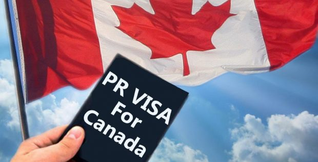 Canada Permanent Resident process 2018