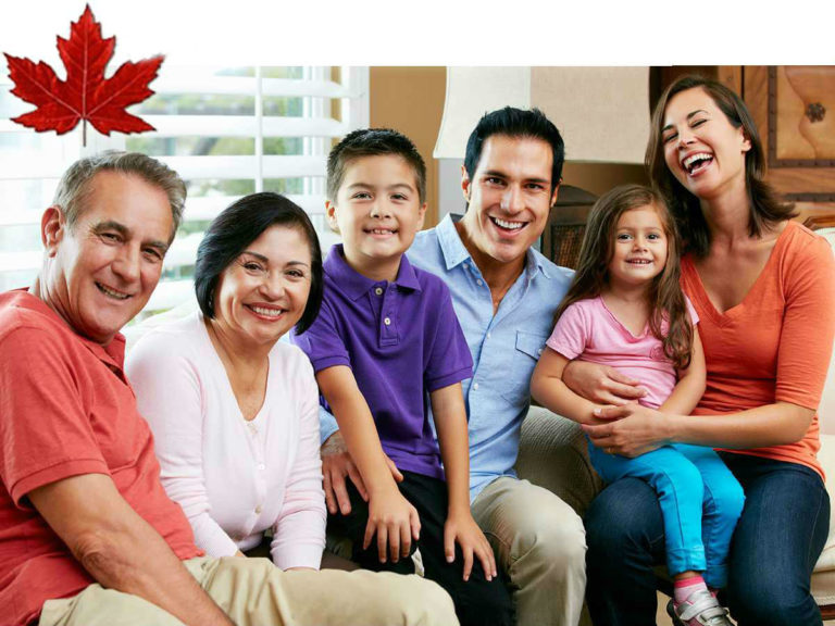 Immigrate to Canada with your Parents