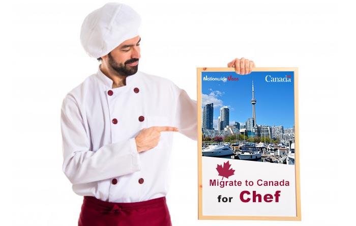 Canada PR for Chef