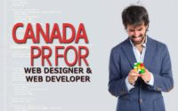 Canada PR for Web Developer & Web Designer