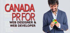 Canada PR for Web Developer & Web Designer