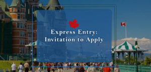 Express Entry-Invitation to Apply