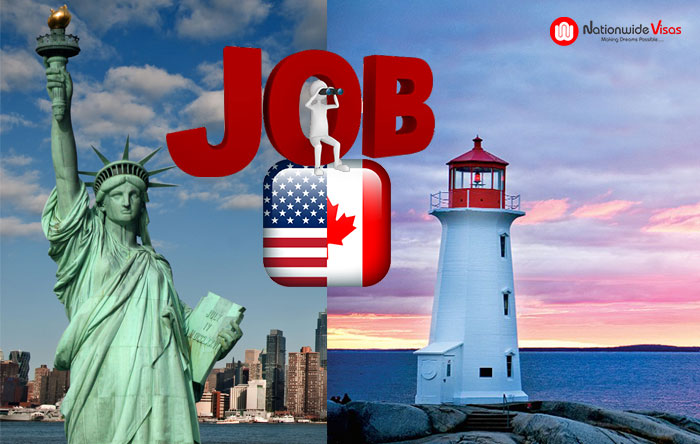 Job Prospects in Canada - Nationwide Visas