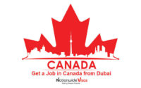 Get a Job in Canada from Dubai