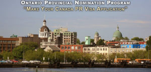 Ontario Provincial Nomination Program