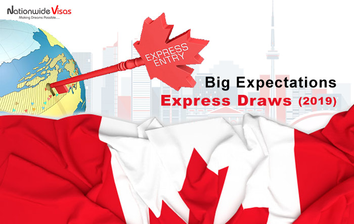Big Expectations for 2019 Express Draws