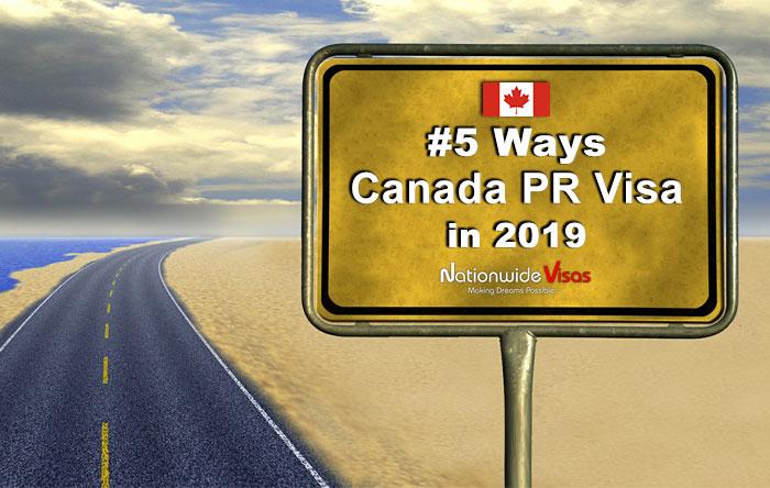 Get your Canada PR visa