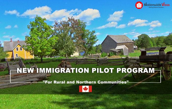 New Immigration Pilot Program - Canadian Government
