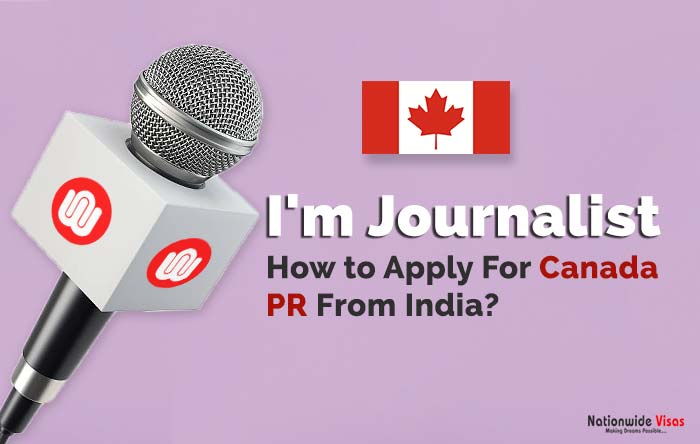 which is the best way to move to canada from india as journalist. Black Bedroom Furniture Sets. Home Design Ideas