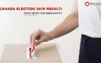 Canada Election 2019 Result