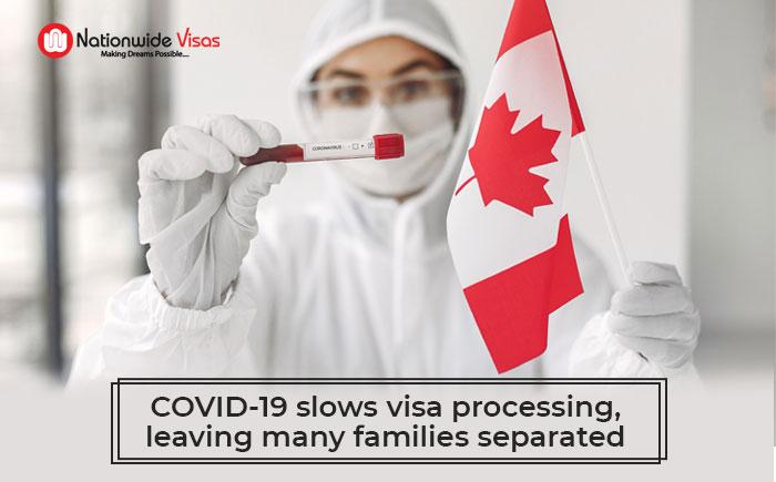 Covid-19 visa process
